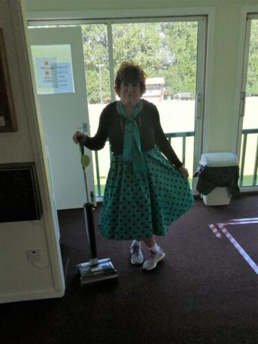 Margaret S, Fancy Dress Weekend